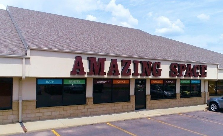 amazing spaces sioux falls sd